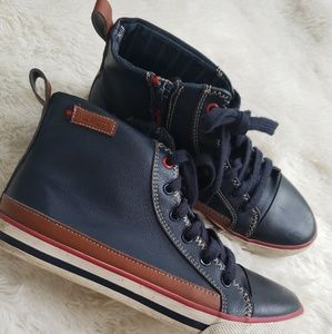 Tommy Hilfiger high top shoes